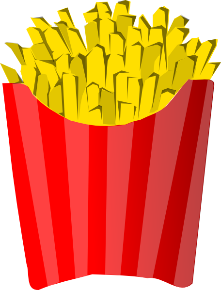 French Fries Clip Art At Clker Com Vecto-French Fries Clip Art At Clker Com Vector Clip Art Online Royalty-5