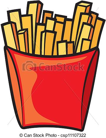 French Fries Clip Artby ...-french fries Clip Artby ...-9