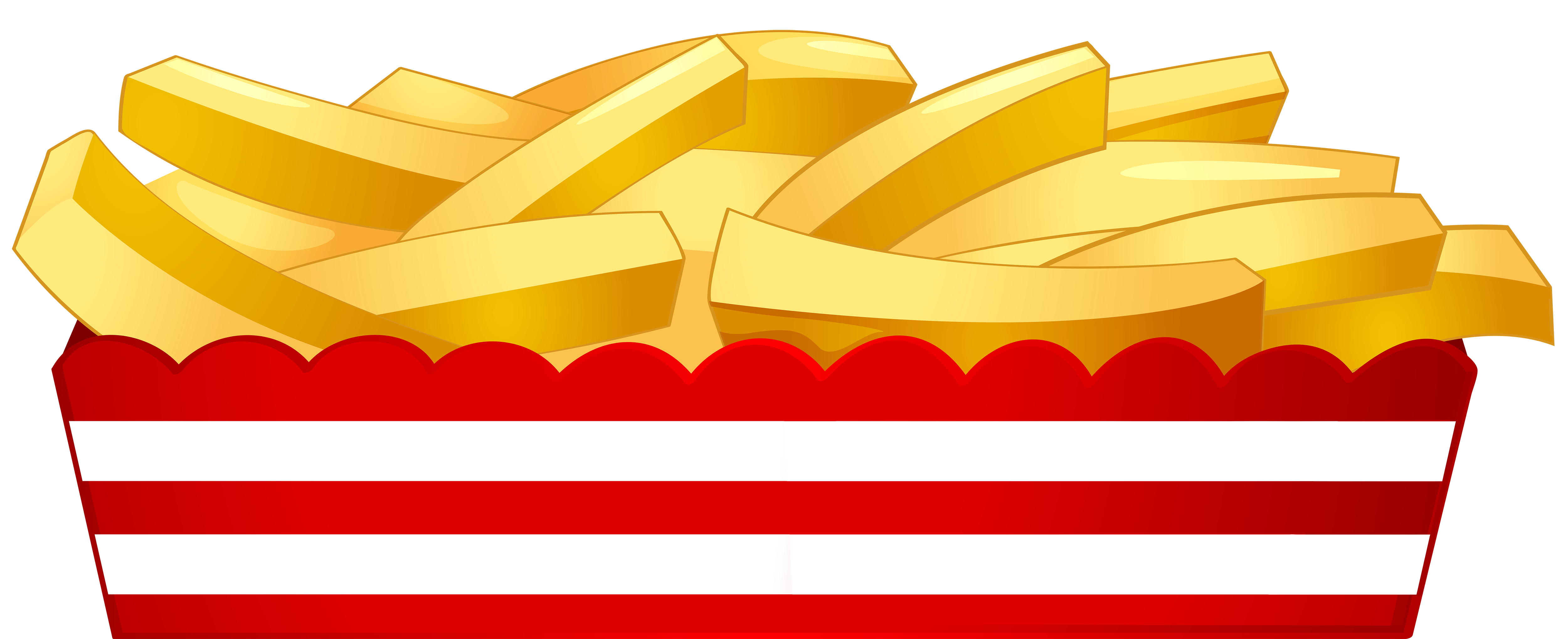 French fry clipart free - ClipartFest