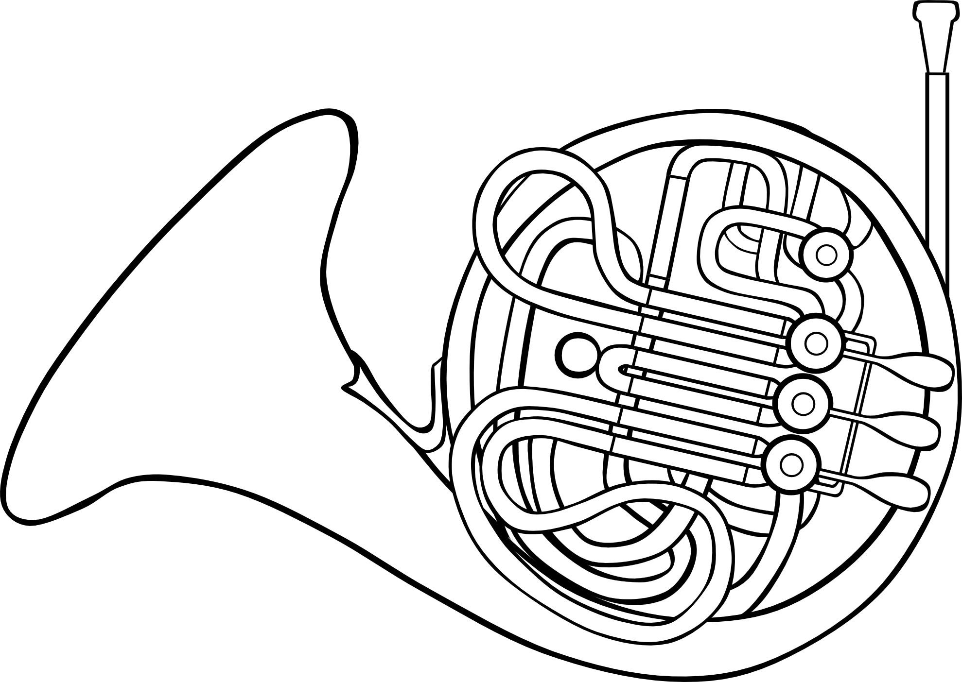 French Horn-French Horn-10