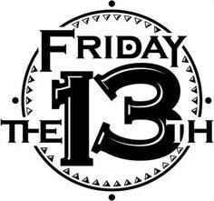 Friday 13th Clip Art-Friday 13th Clip Art-10