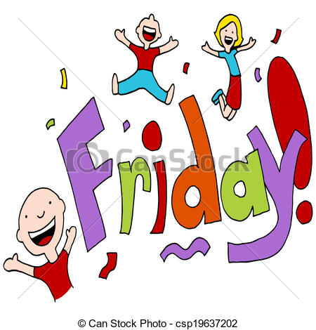 Friday Celebration - An Image Of A Frida-Friday Celebration - An image of a Friday celebration.-4