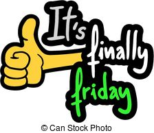 ... Friday happy - Creative d - Tgif Clip Art