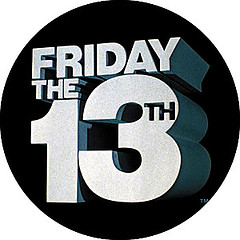 Friday the 13th Clip Art