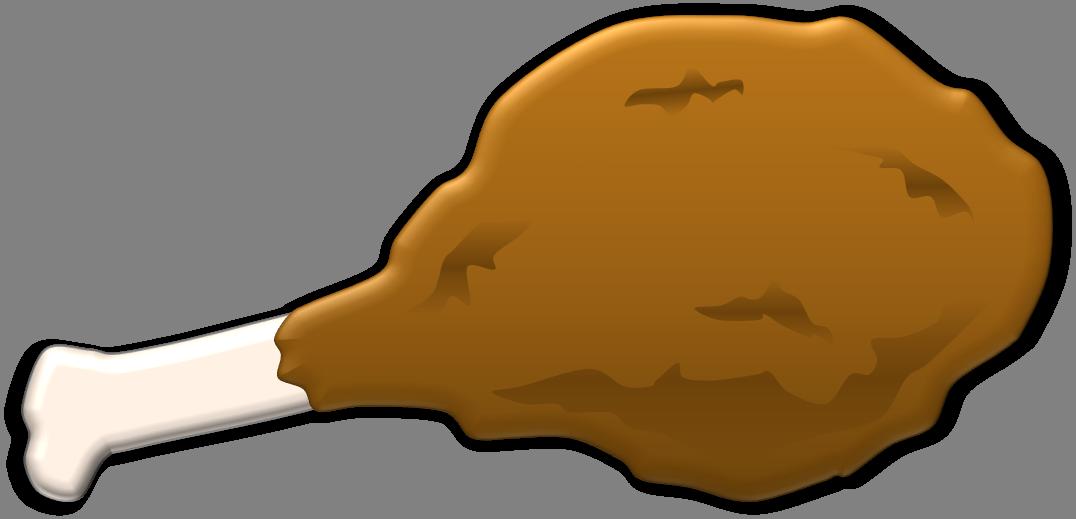 Fried Chicken Leg Image