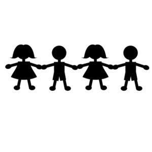friends holding hands clipart-friends holding hands clipart-5