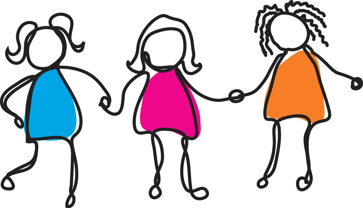 Friends Holding Hands Clipart Clipart Panda Free Clipart Images