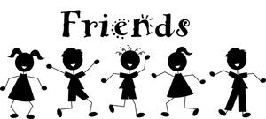 Friendship Clip Art Images Friendship Stock Photos Clipart