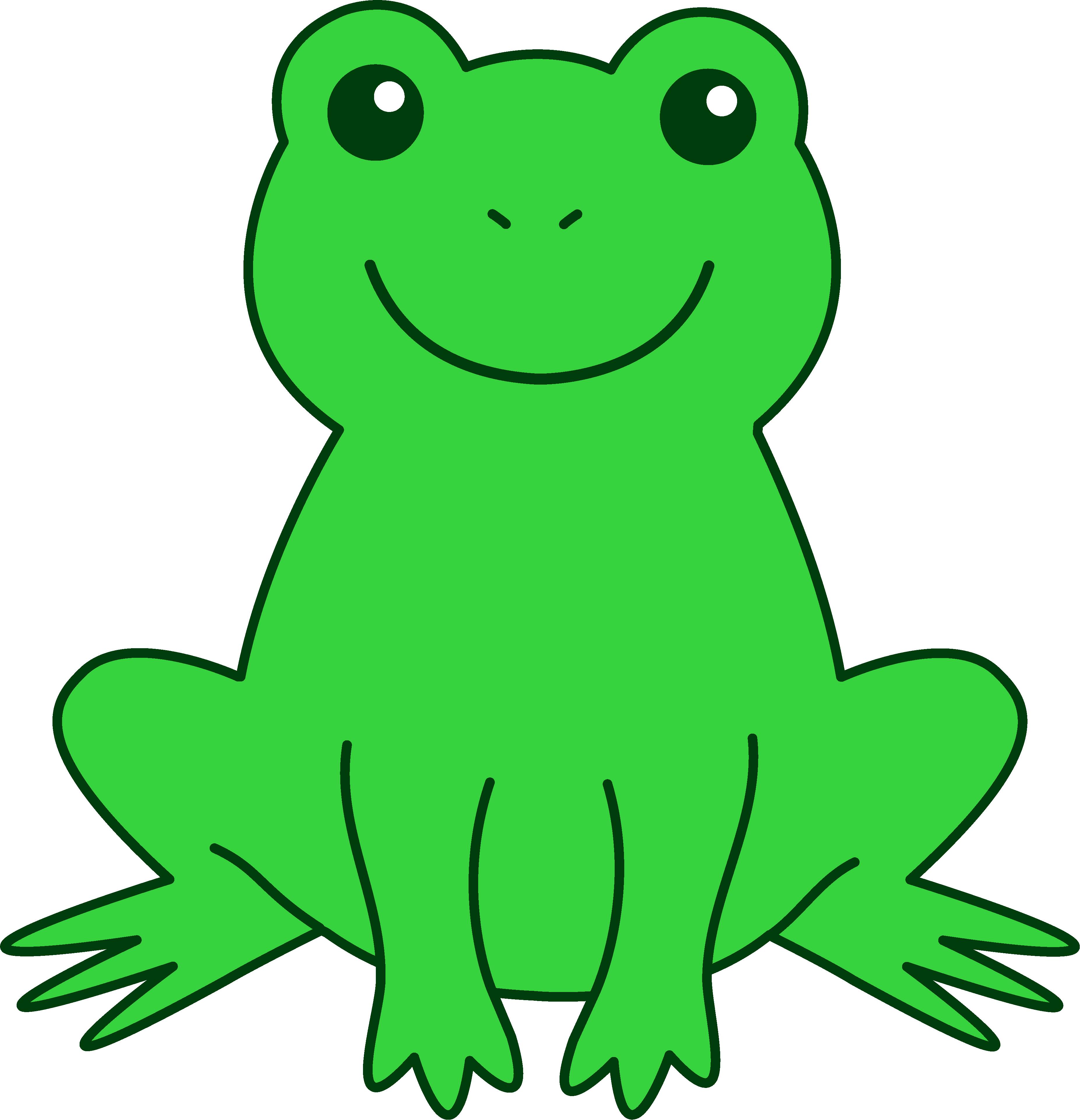 Frog Clip Art-Frog Clip Art-1