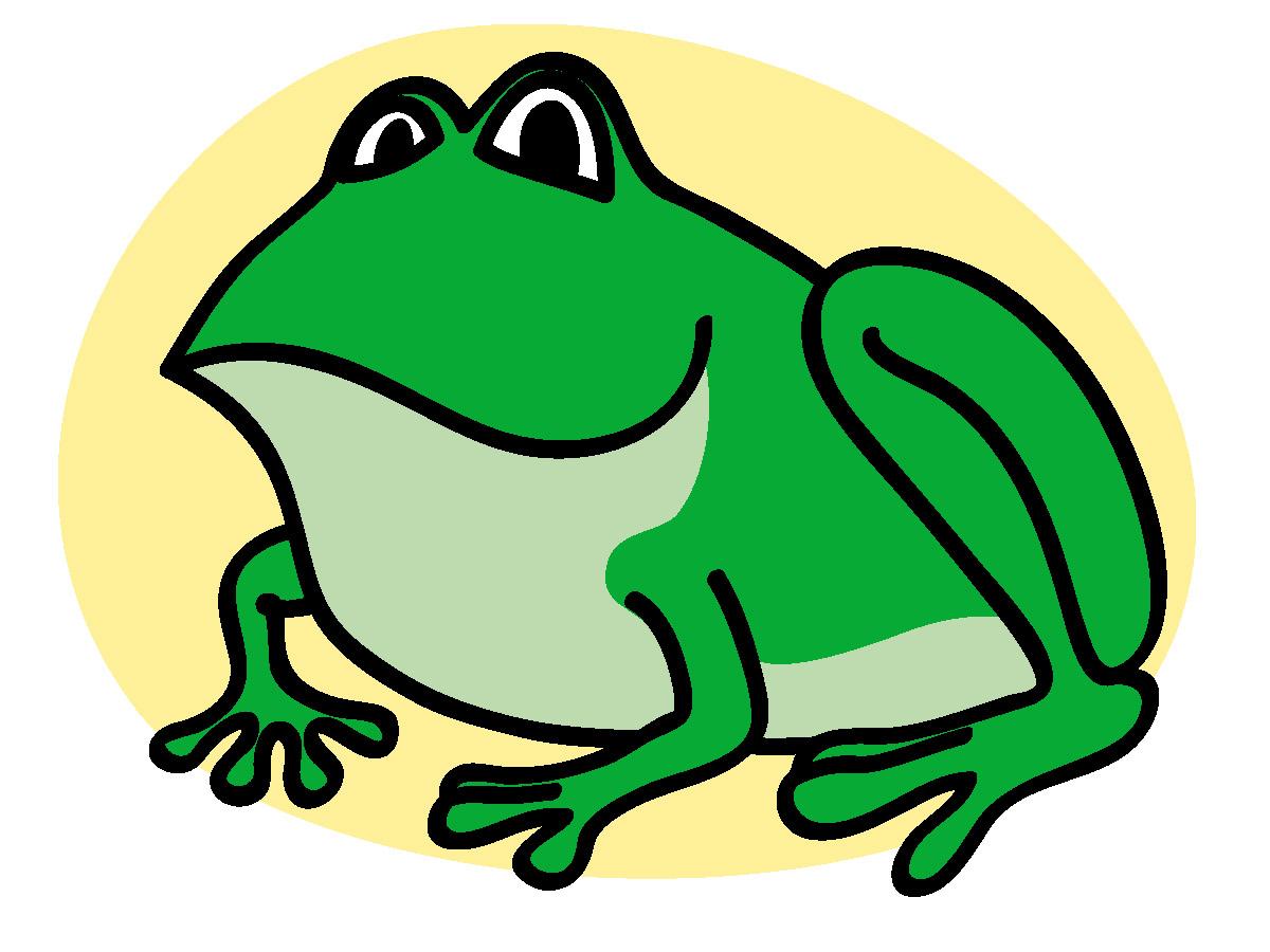 Frog Clip Art