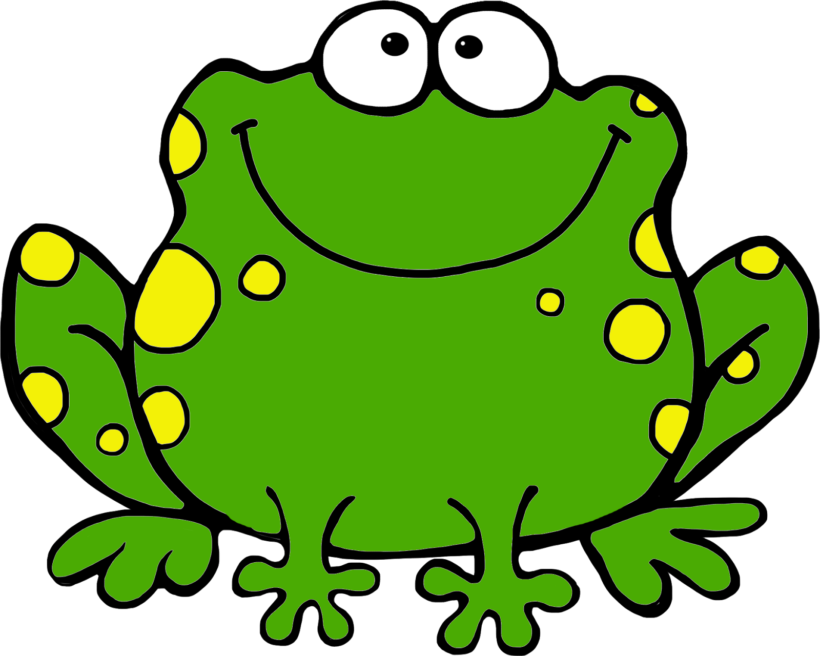 Frog Clip Art For Kids Cliparts Co