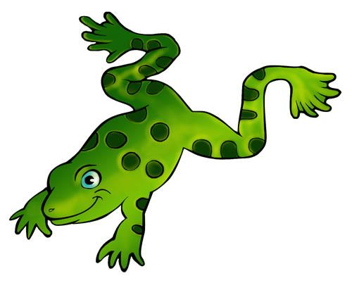 Frog Clip Art-Frog Clip Art-6