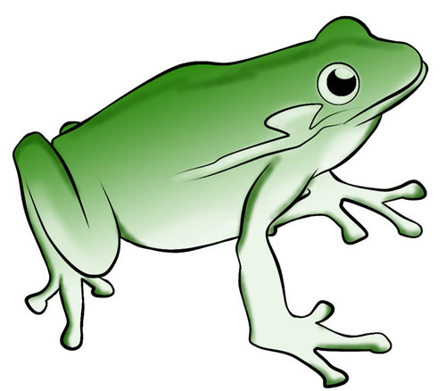Frog Clip Art-Frog Clip Art-5