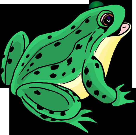 Frog Clip Art-Frog Clip Art-3