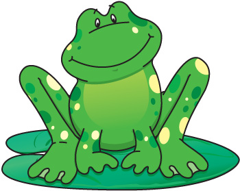 Frog clipart clipart cliparts for you
