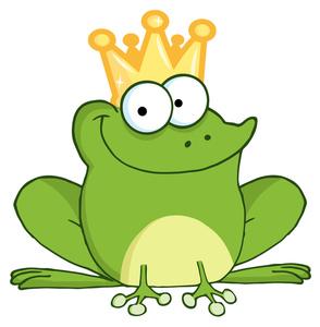 Frog clipart image a cartoon clip art of-Frog clipart image a cartoon clip art of a happy frog wearing a-18