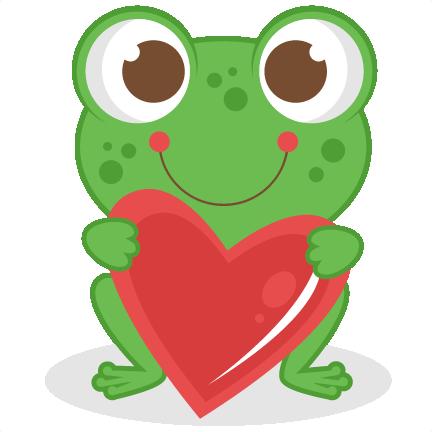 Frog Cute Clipart Image-Frog Cute Clipart Image-12