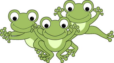 Frogs Clipart 1126742 Illustration By Colematt