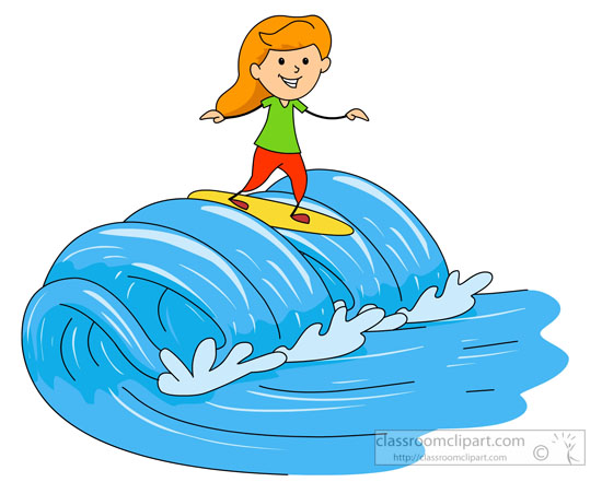 From: Surfing Clipart