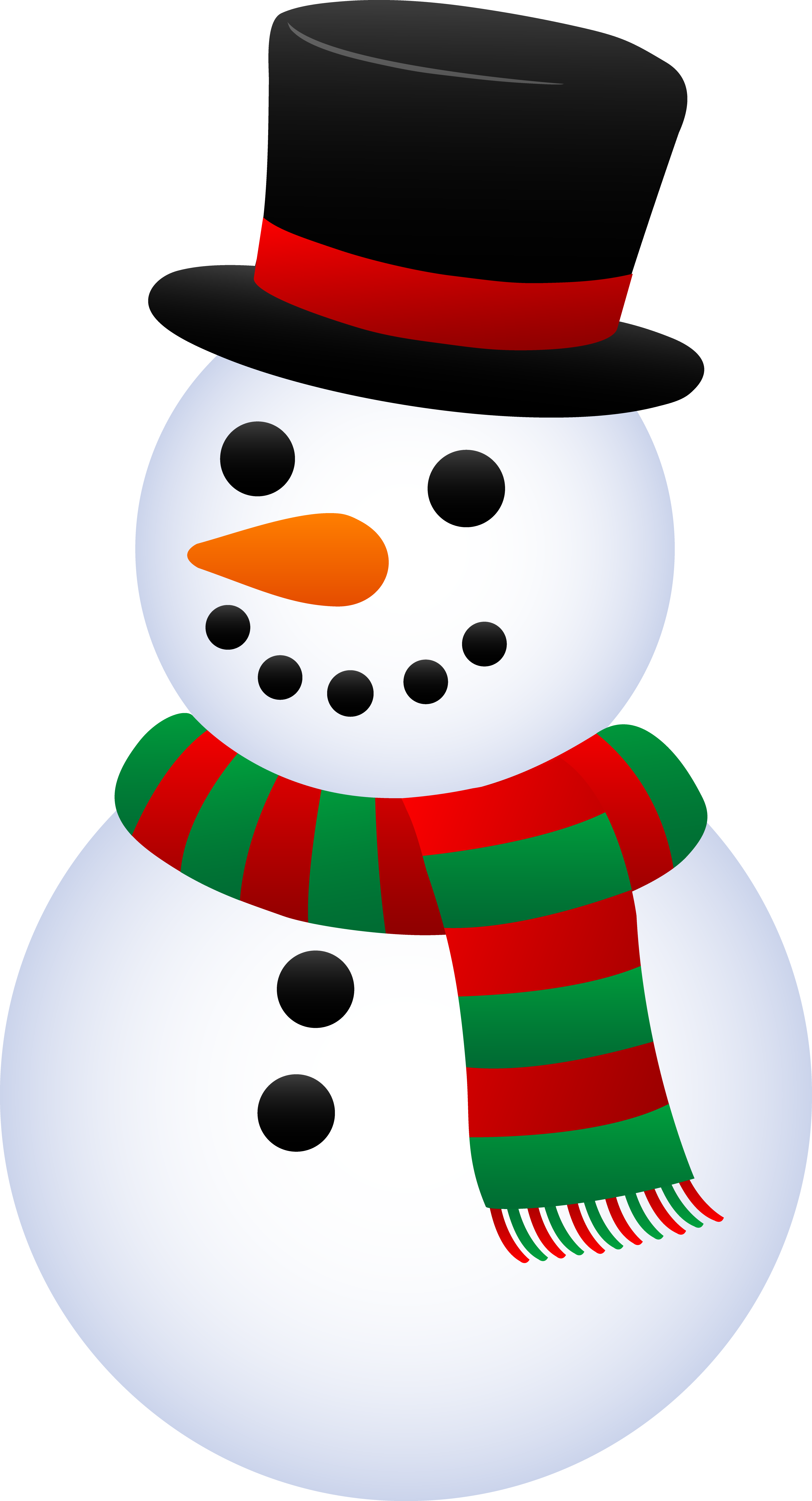 Frosty | Snow peeps ;) | Clipart library