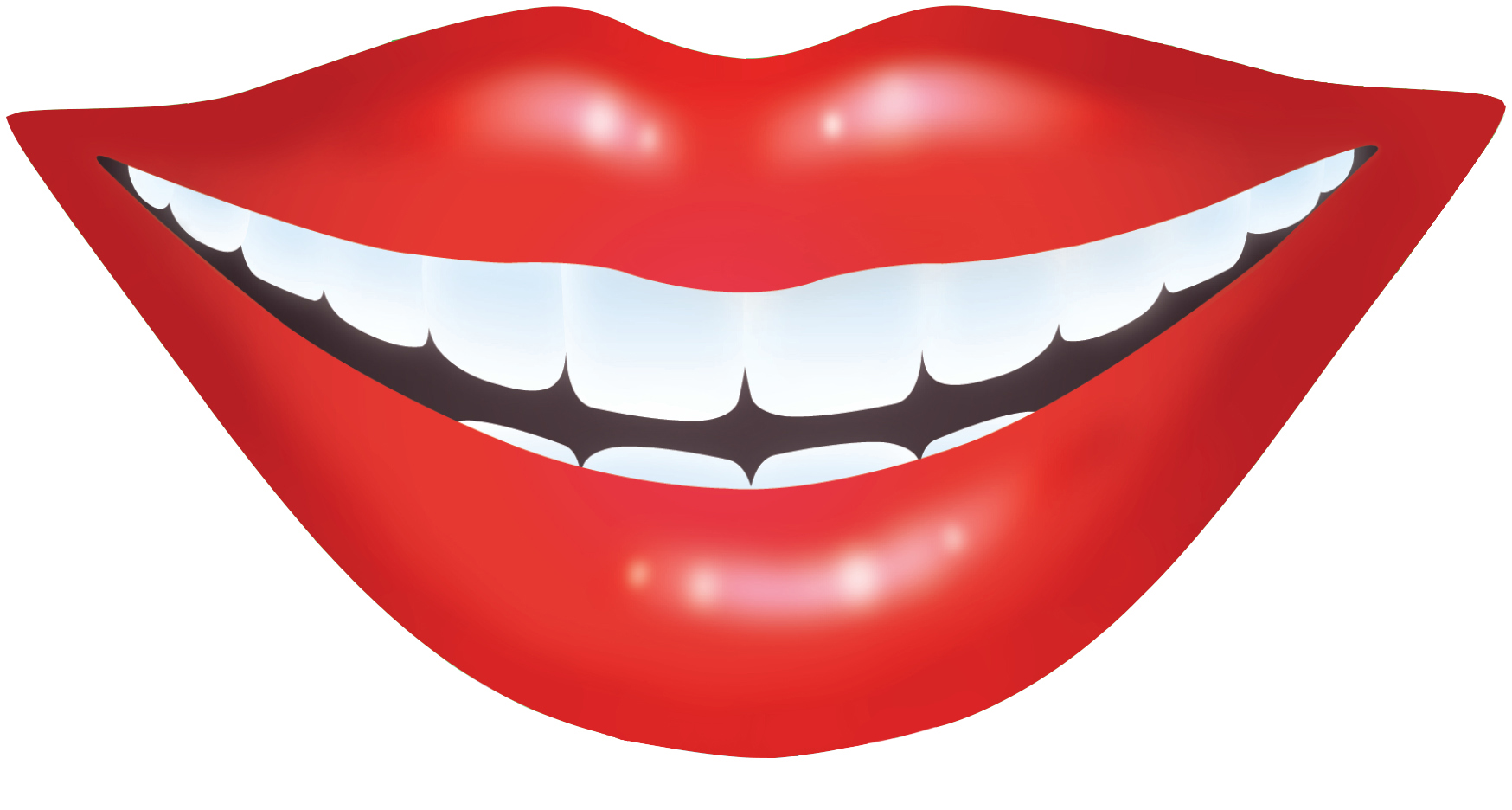 frown lips clipart
