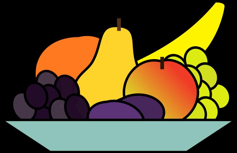 Fruit Bowl Clipart-Fruit Bowl Clipart-16