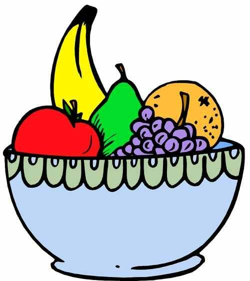 Fruit Bowl Drawing With Shading Draw A Bowl Of Fruit Jpg