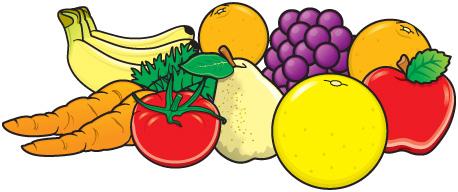 Fruit Clip Art - clipartall . - Fruits Clip Art
