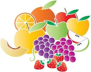 Fruit Clip Art Images Fruit Stock Photos Clipart Fruit Pictures