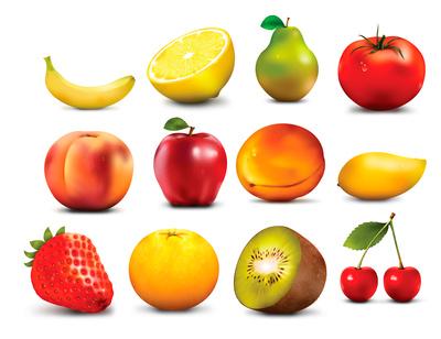 Fruit Clip Art Orange Apple-Fruit Clip Art Orange Apple-13