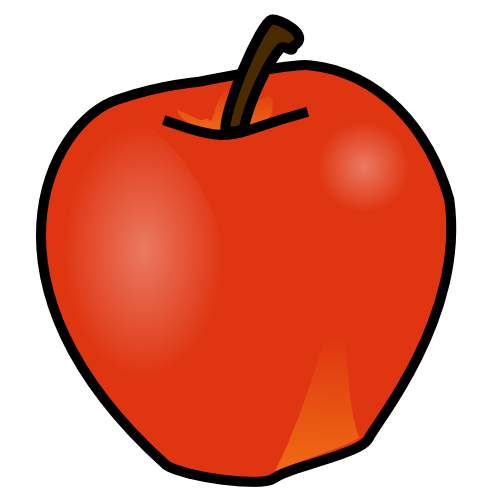 Fruit Clipart-Clipartlook.com-500