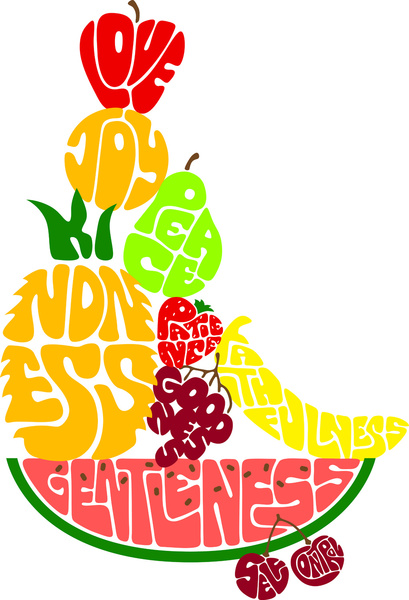 Fruit Of The Spirit Clip Art Free