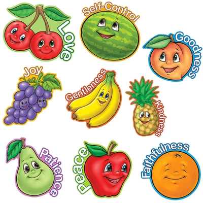 Fruit Of The Spirit Clipart Clipart Kid