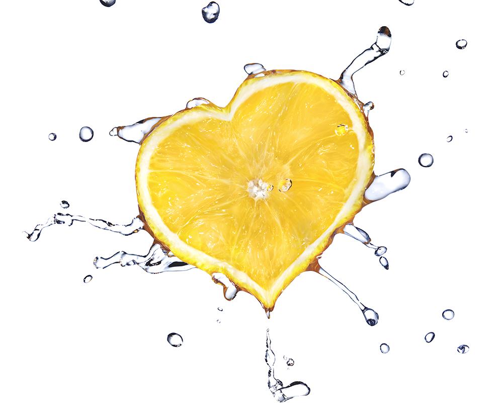 Fruit Water splash