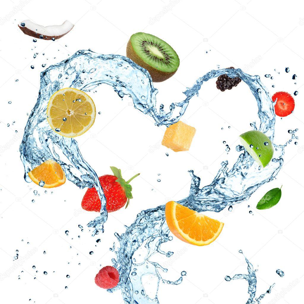 Fruit Splash Water Splash - C