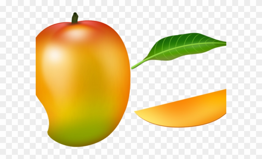 Fruit Water Splash Clipart Mango - Mango Fruit - Png Download