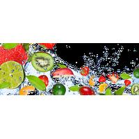 Fruit Water Splash Png Image PNG Image