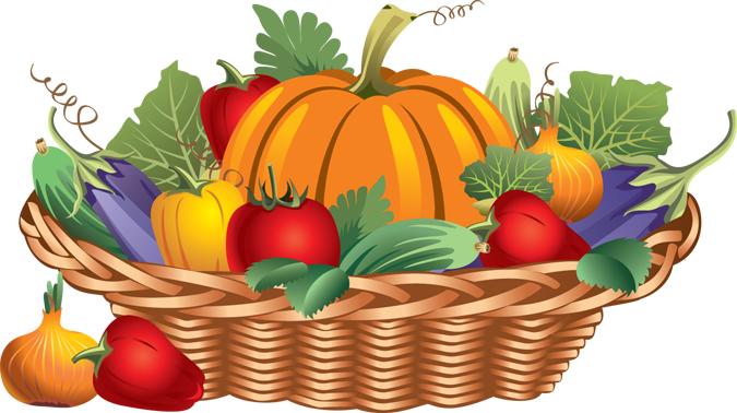 ... Fruits And Vegetables Clipart - clipartall ...