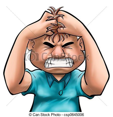 Frustration Clipart-frustration clipart-11