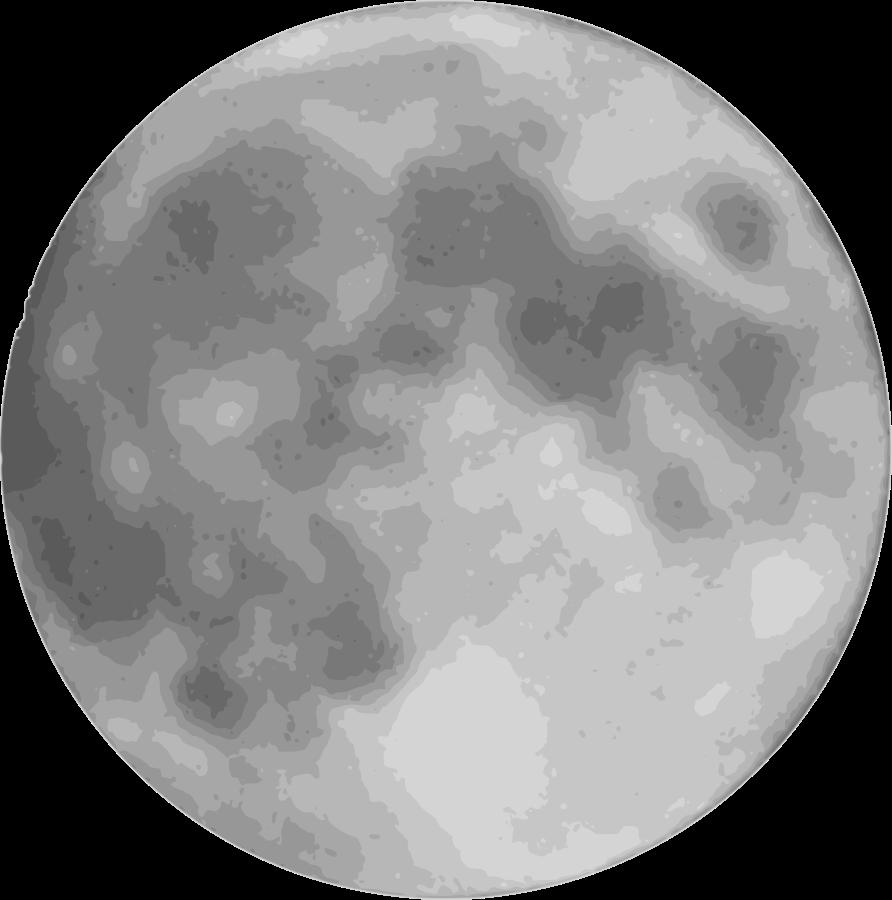 Full Moon Clipart Vector Clip .