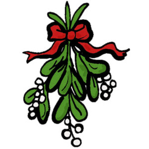 Full Version of Mistletoe Clipart