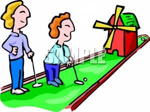 Fun Mini Golf Clipart Cliparthut Free Cl-Fun Mini Golf Clipart Cliparthut Free Clipart-2