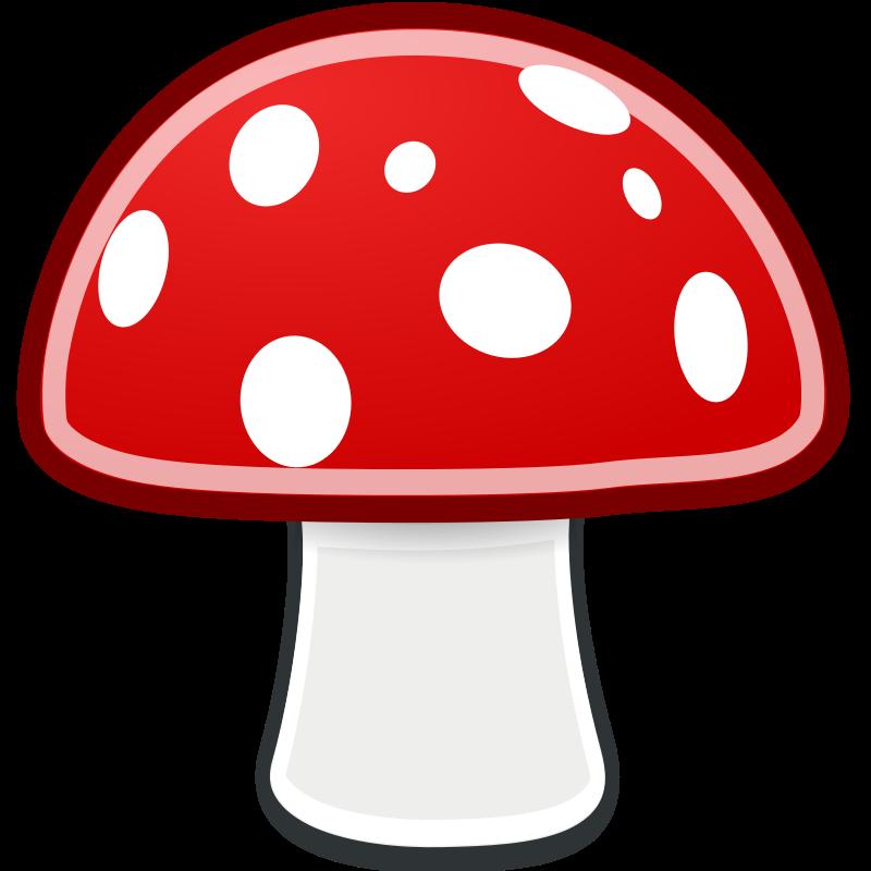Fungi Clipart-Fungi Clipart-7