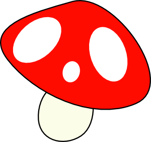 ... Fungi   High Quality Clip Art ...-... Fungi   High Quality Clip Art ...-10