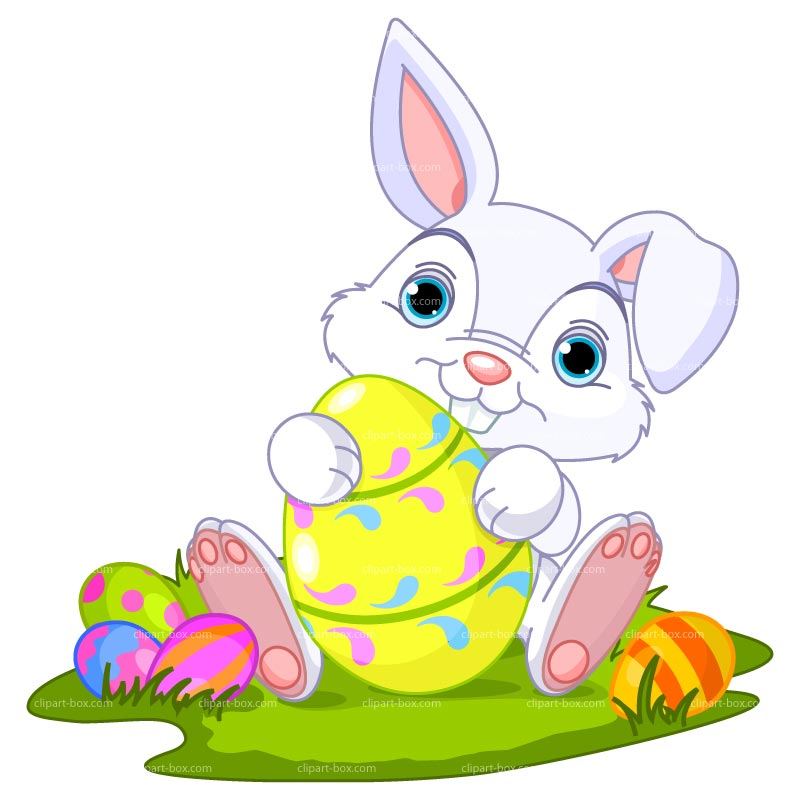 Funmozar Easter Bunny Cliparts