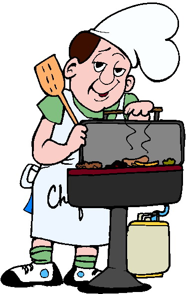 Funny Barbecue Clipart Labor Day Weekend Free Ready For Rainy Picture