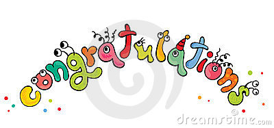 Funny Congratulations Clipart