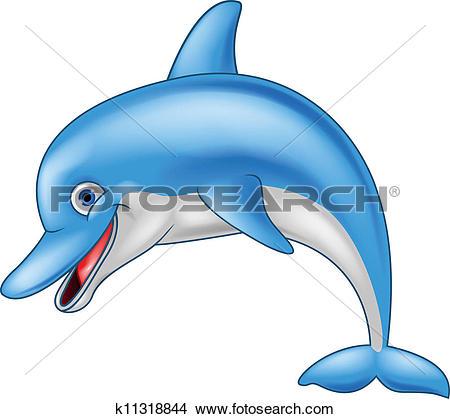 Funny Dolphin Cartoon-Funny dolphin cartoon-17