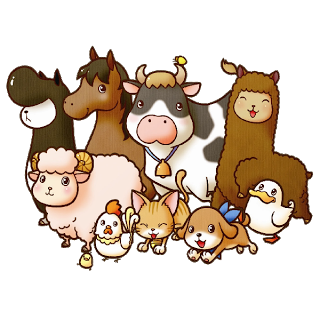 Funny Farm Animals Cartoon Clip Art Imag-Funny Farm Animals Cartoon Clip Art Images-8