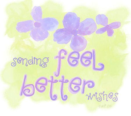Funny Feel Better Clip Art | Hope Your Feeling Better | Quotes | Pinterest | Funny, Feelings and Clip art